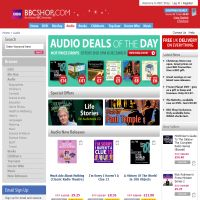 BBC Shop Audiobooks image