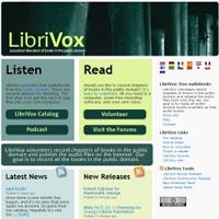LibriVox image